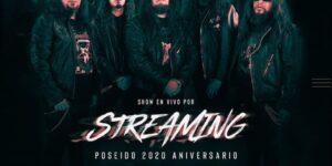Serpentor vía streaming: thrash por sobre la pandemia