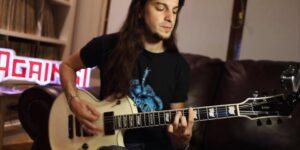 Against: Mira el video del guitar playthrough del tema Antagonistas