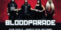 Bloodparade: Nuevo show presencial en Lucille
