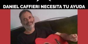 Daniel Caffieri y un llamado a la solidaridad de todos