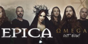 Épica: Omega ya está entre nosotros y se manifiesta