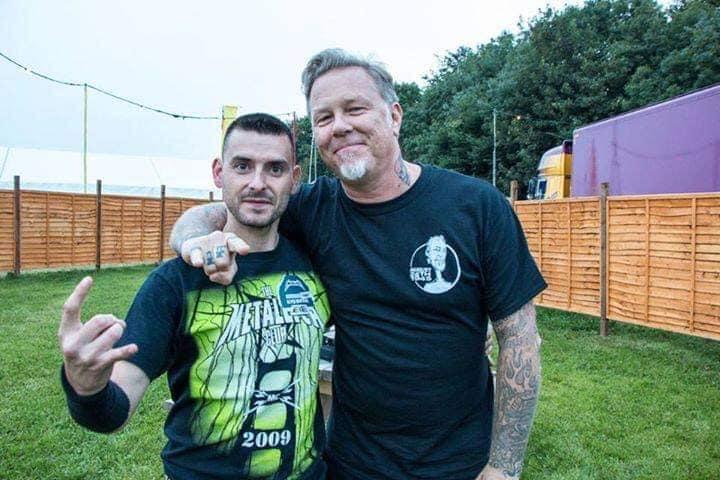 """Metallica: La historia de la bandera de """"Master Of Puppets"""""""