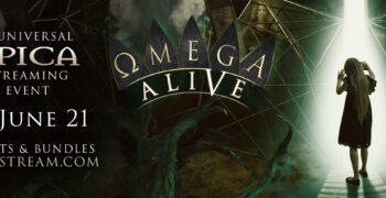 """Épica: nuevo tráiler con información acerca del streaming mundial de """"Omega"""""""
