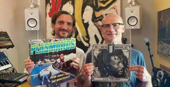 Red Hot Chili Peppers: se publica una colaboración de Flea y John Frusciante