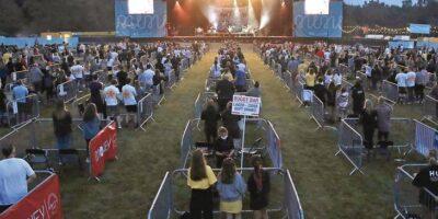 Cultura en Buenos Aires: se habilitan nuevamente los shows con público presencial
