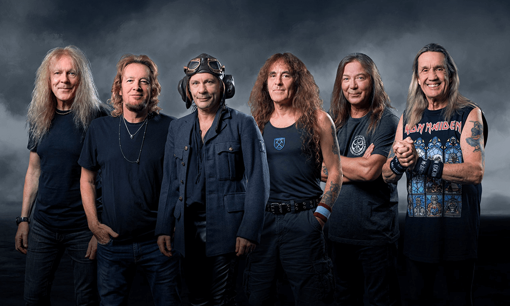 Iron Maiden: The Writing On The Wall (2021)